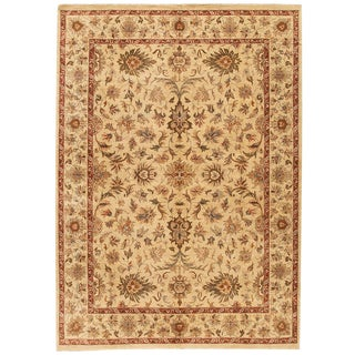 "Contemporary Indian Tabriz Rug, 10'0"" X 14'0 For Sale"