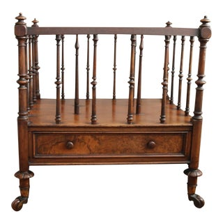 Late 19th Century English Canterbury Doveston, Bird and Hull Manufacturers For Sale