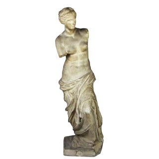 Caproni Brothers Plaster Casting of Venus De Milo For Sale