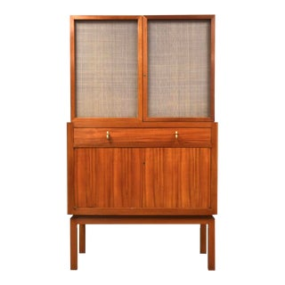 Edward Wormley for Dunbar Bar Cabinet For Sale