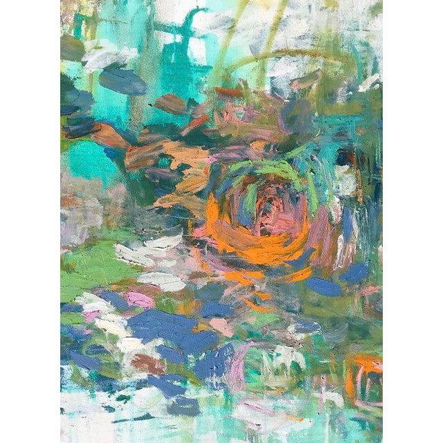 Abstract Amy Donaldson, Lasting Presence, 2018 For Sale - Image 3 of 5