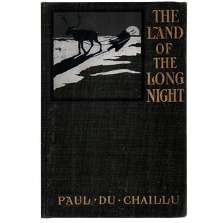 """1905 """"The Land of the Long Night"""" B/W Plates"""