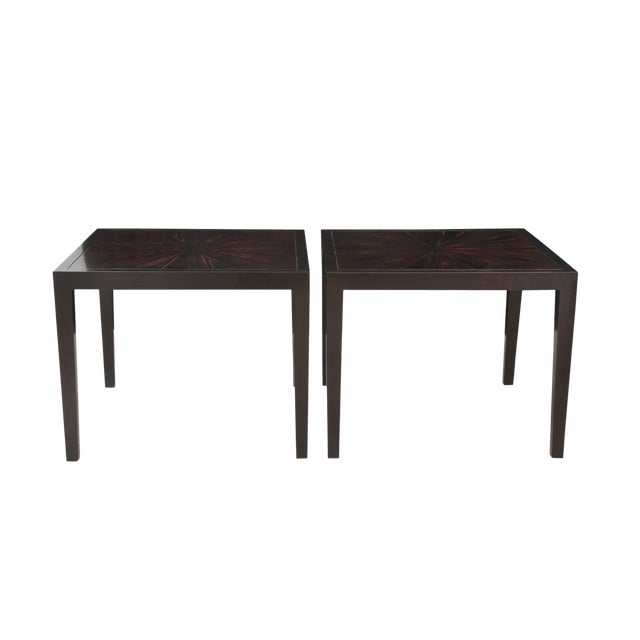 Vogue End Tables, Pair - Image 1 of 5