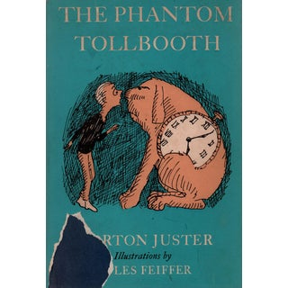"1962 ""The Phantom Tollbooth"" Collectible Book For Sale"