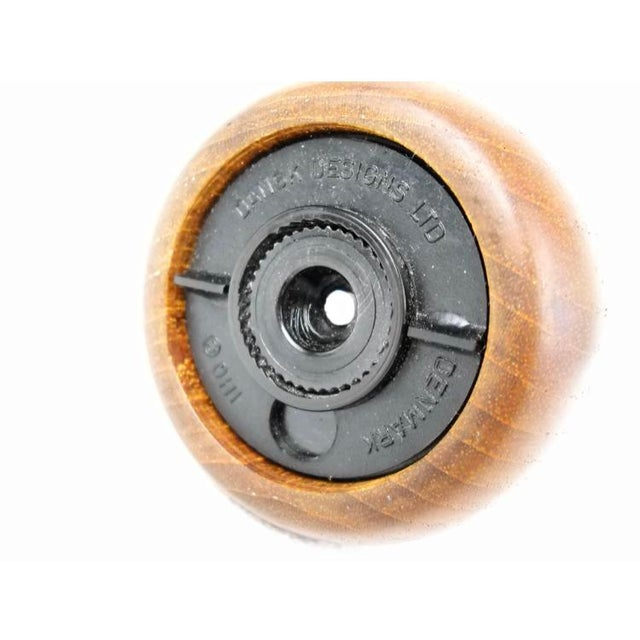 Brown Jens Quistgard Pepper Mill For Sale - Image 8 of 9