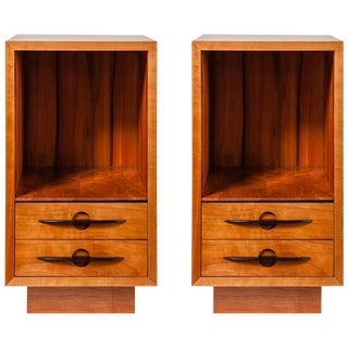 Pair of Side Tables by Fred Rossi For Sale