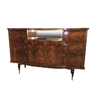 Paolo Buffa Italian Sideboard Bar