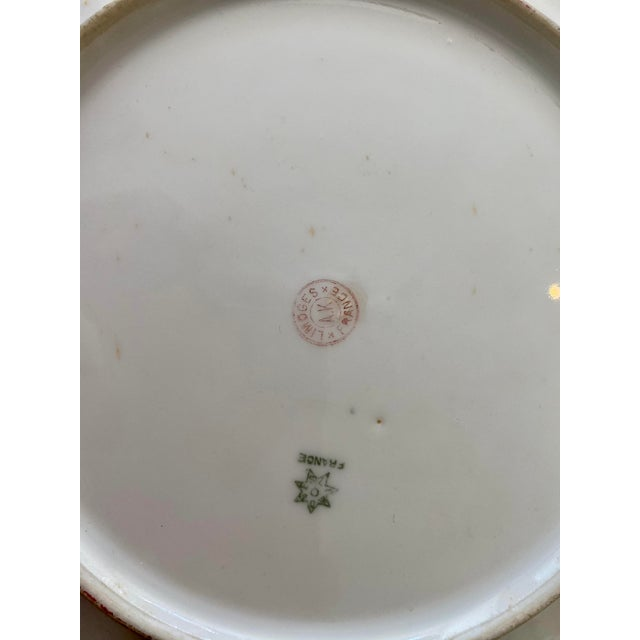 Ceramic Antique Late 19th Century Limoges Game Dishes - Set of 13 For Sale - Image 7 of 8