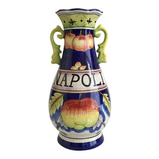 Fitz and Floyd Exoticals Collection Verona Urn For Sale