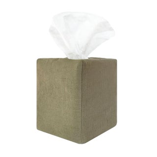 James Tissue Cover in Army For Sale