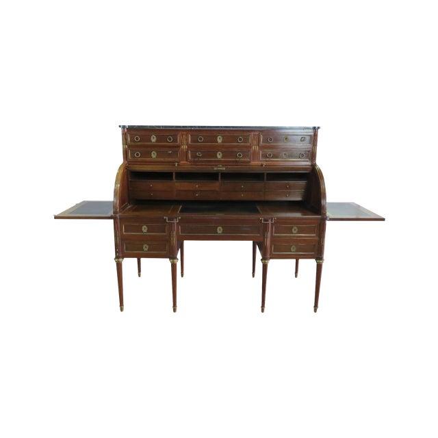 Maison Jansen Directoire Style Cylinder Desk For Sale
