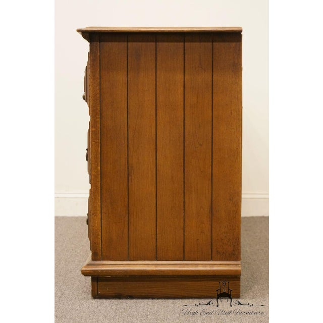 Young Hinkle Country Spanish Collection Triple Dresser 7003 For Sale - Image 10 of 12