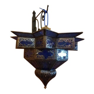 Moroccan Handmade Ceiling Light