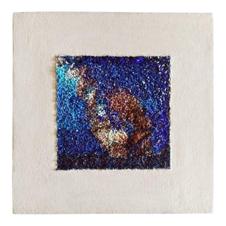 """Modern """"Milky Way"""" Micromosaic Venetian Smalti Picture For Sale"""