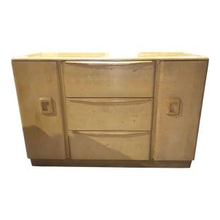1950s Mid-Century Modern Heywood Wakefield Sideboard For Sale