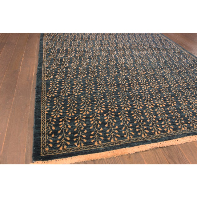 "Apadana Contemporary Rug - 4' X 5'9"" - Image 3 of 4"