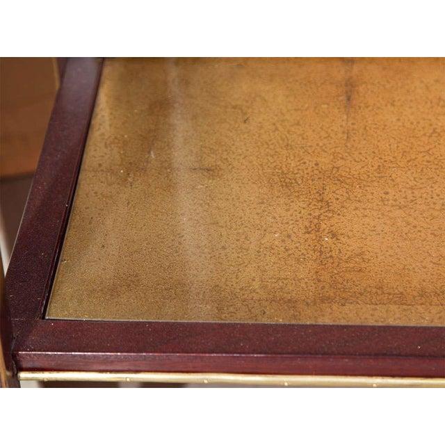 Maison Jansen Style Mahogany Vitrine - Image 8 of 8