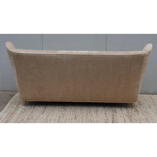 1950's Gio Ponti Style Italian Sofa - Image 6 of 8