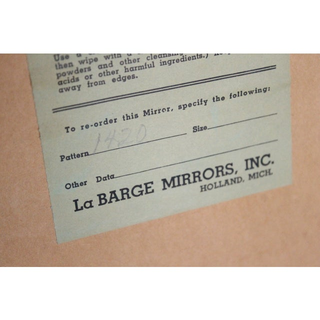 La Barge French Mirrors - A Pair - Image 5 of 5