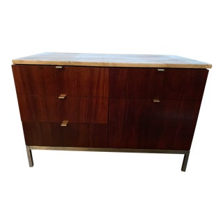 Florence Knoll Mid Century Credenza For Sale