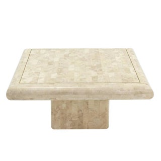 Tessellated Stone Tile Coffee Table