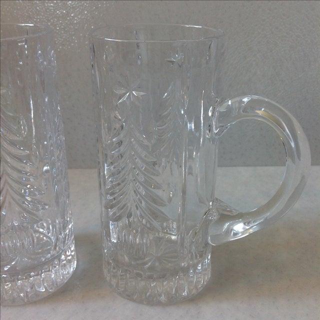 Mikasa Christmas Tree Beer Steins - Pair - Image 3 of 9