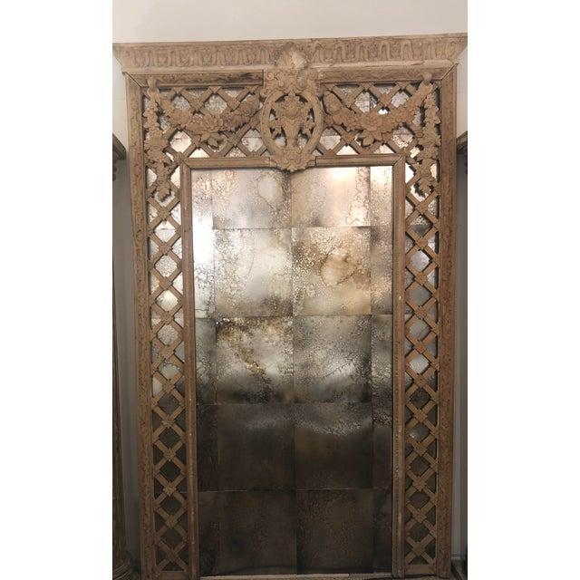 Antique Door Surround For Sale - Image 5 of 6