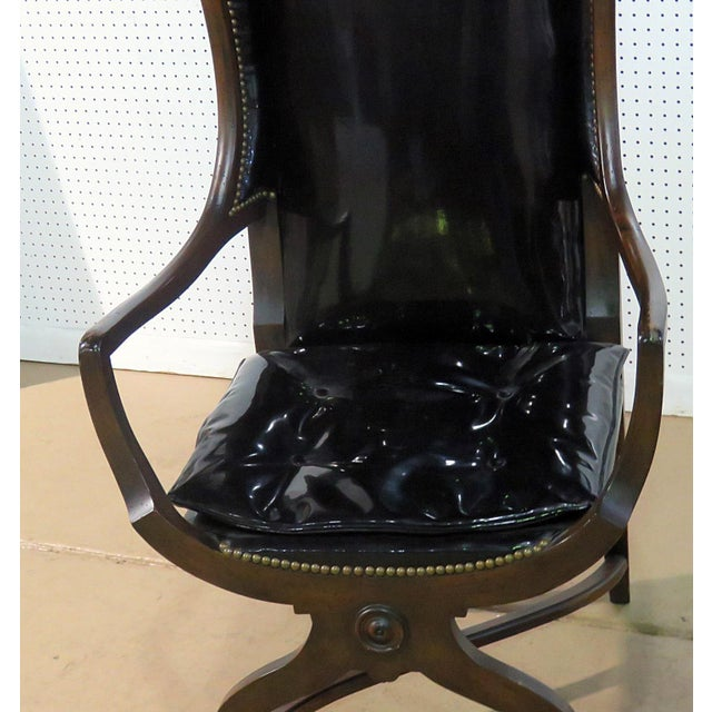 Federal Martins Industries Porters Chair For Sale - Image 3 of 10