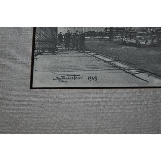 Abramo Scortecci Mid-Century Lithograph - Image 3 of 8