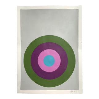 Target Practice in Violets by Stephanie Henderson