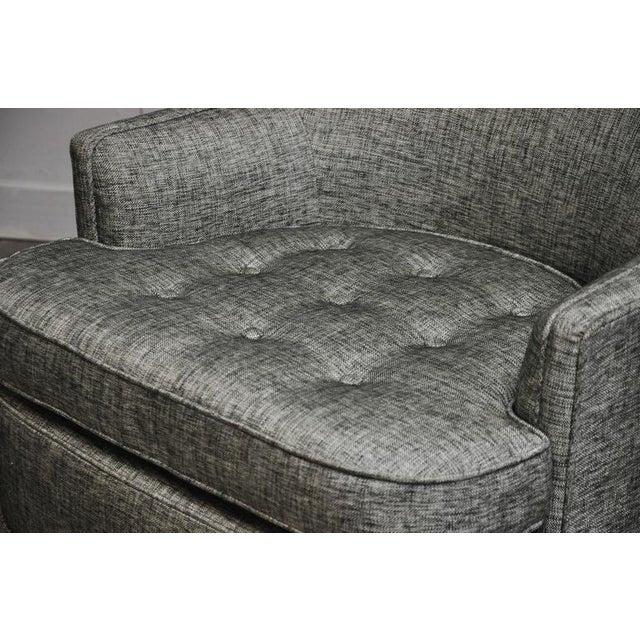 Dunbar Swivel Chairs by Edward Wormley - Image 6 of 6
