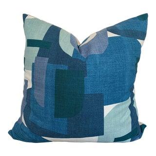 Domino Edition Schiele Arch Pillow Cover For Sale