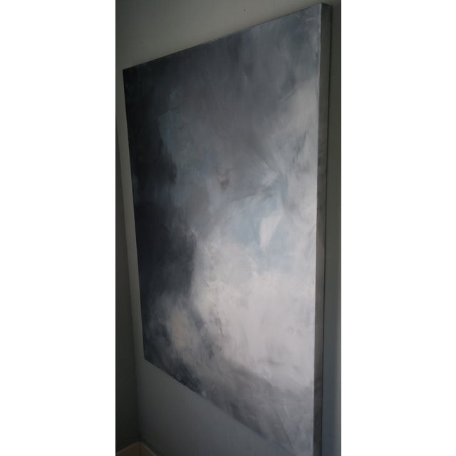 """""""Storm Clouds"""" Abstract Art by Kris Gould - Image 5 of 5"""