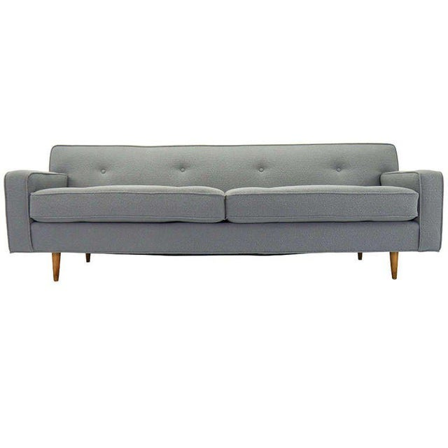 Compact Mid-century Sofa For Sale - Image 9 of 9