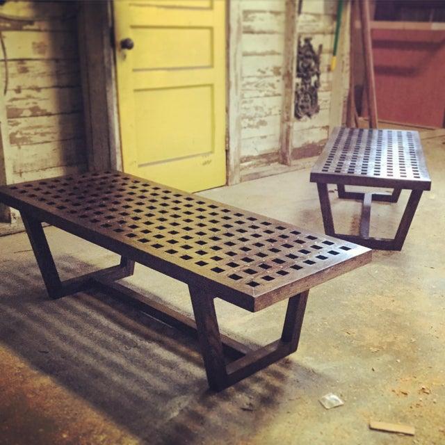 Bermuda Ship Hatch Coffee Table Chairish - Ship hatch coffee table