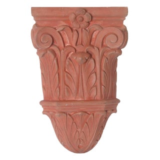 Terra Cotta Architectural Element For Sale