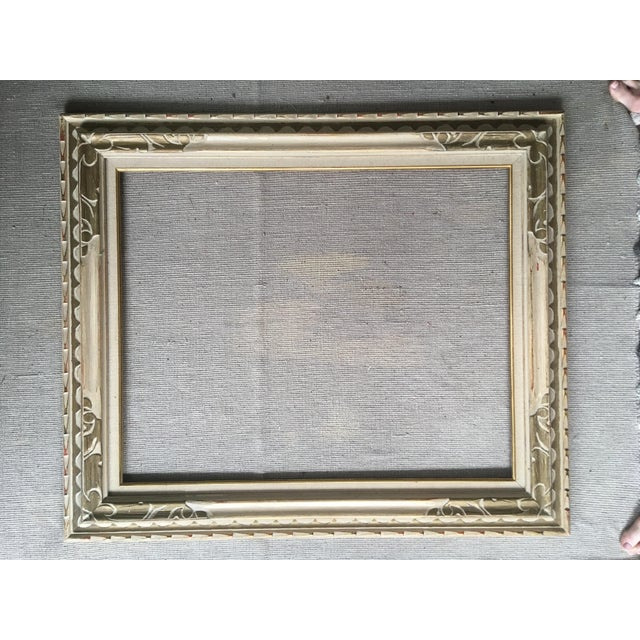 1970s Large Midcentury Frame For Sale - Image 5 of 9