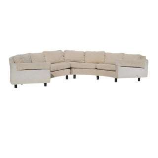Mid-Century Modern Sectional Sofa For Sale