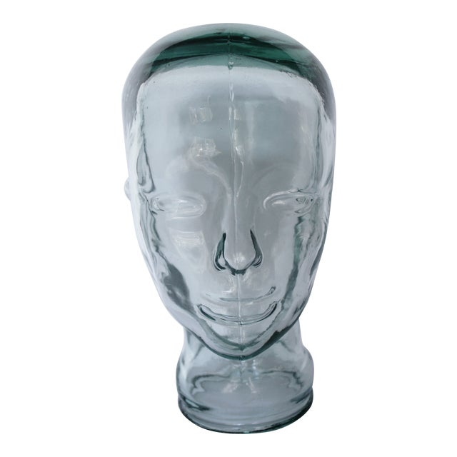 Molded Tinted Glass Head - Image 1 of 3