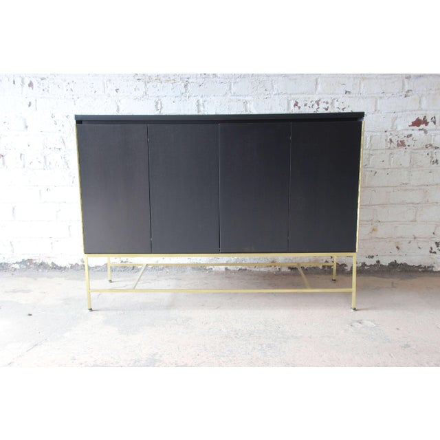 "Mid-Century Modern Paul McCobb for Calvin ""Irwin Collection"" Sideboard Credenza For Sale - Image 3 of 12"