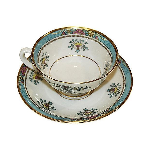Lenox Blue Tree Dinnerware- 60 Pieces - Image 3 of 7