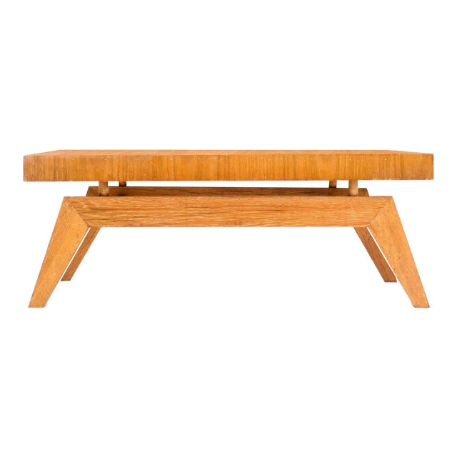 Sam Maloof Coffee Table For Sale
