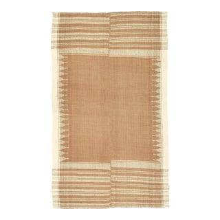 Mid 20th Century Moroccan Kilim - 3′4″ × 5′8″ For Sale