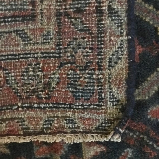 Antique Persian Malayer Rug - 4′4″ × 6′6″ For Sale - Image 4 of 4