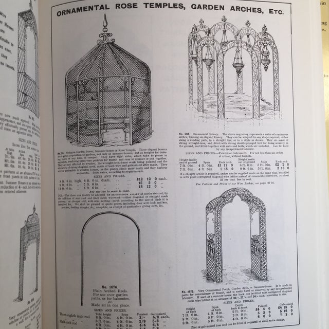 """1995 """"The Victorian Garden Catalogue"""" Book For Sale - Image 9 of 11"""