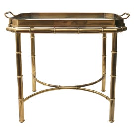 Image of Hollywood Regency Tray Tables