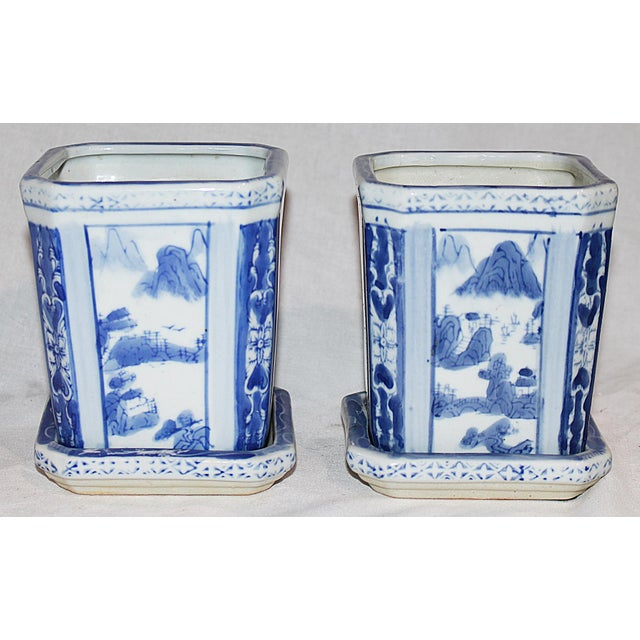 Chinese Planters - A Pair - Image 2 of 5