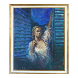 2003 Oil on Canvas by Martin Riwnyj
