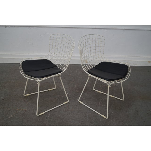Harry Bertoia for Knoll Rilsan Dining Chairs - 4 - Image 10 of 10