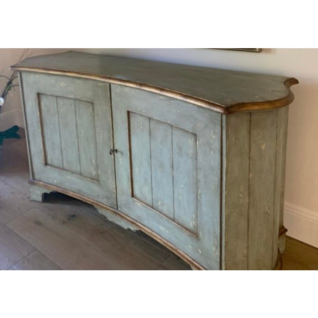 Traditional John Richard Gustavian Swedish Empire Style Gardner Buffet Sideboard Credenza For Sale - Image 3 of 5